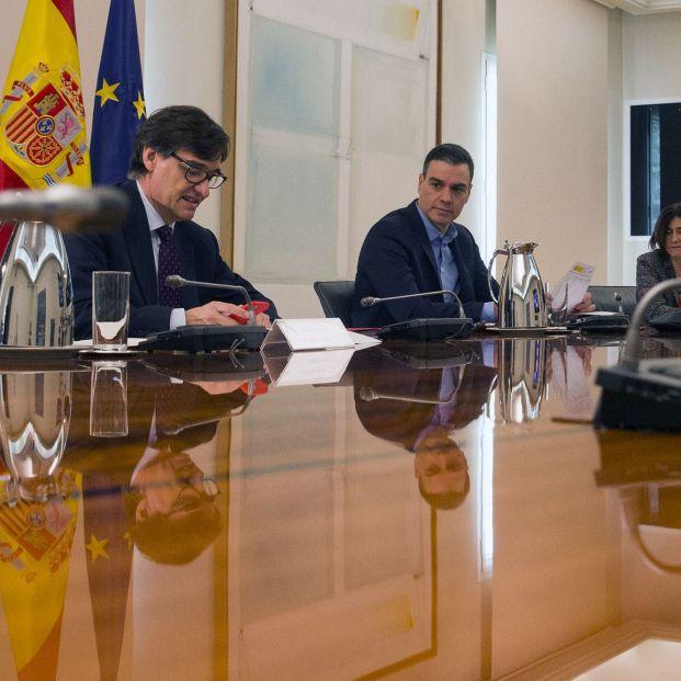 Pedro Sánchez prorroga el estado de alarma hasta el 9 de mayo