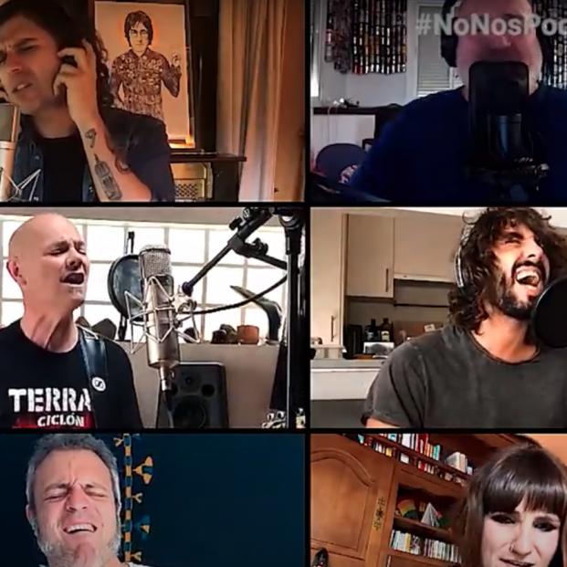 VÍDEO I Celtas Cortos lanza una nueva versión de '20 de abril' acompañados de otros artistas