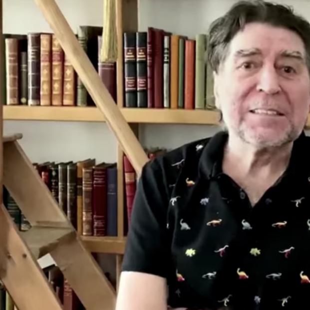 """Joaquín Sabina: """"Leer libros es el mejor remedio para el confinamiento"""""""