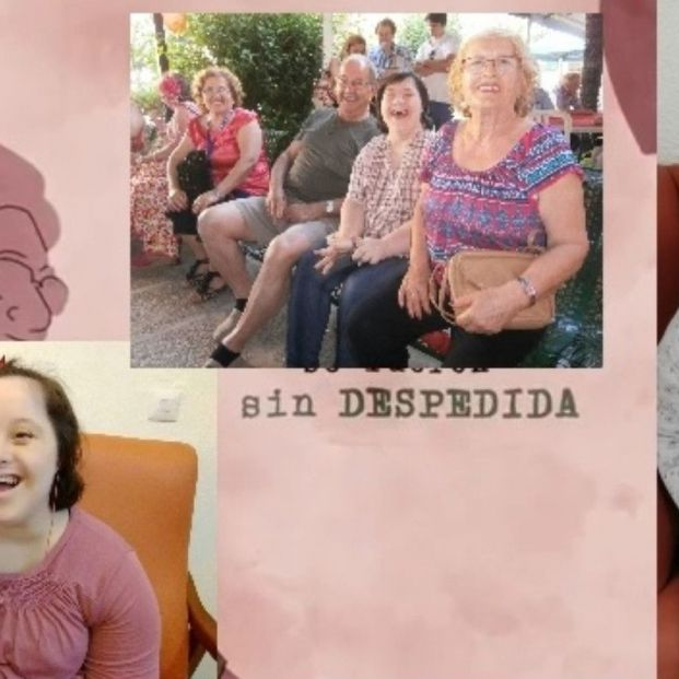 Conmovedora iniciativa de apoyo a los usuarios de un centro para personas con discapacidad de Málaga