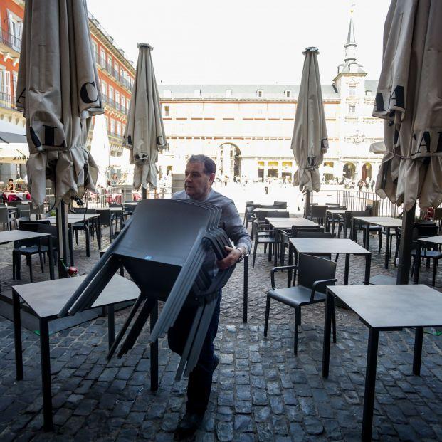 Así será el desconfinamiento del coronavirus en los bares y restaurantes de Madrid