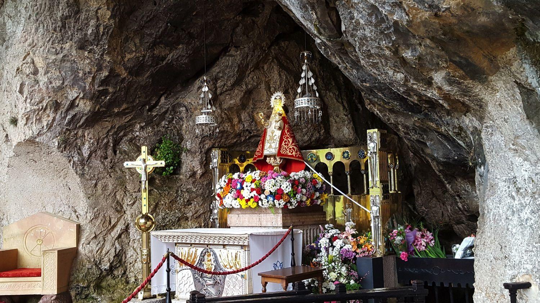 El Santuario De Covadonga Retransmite En Directo