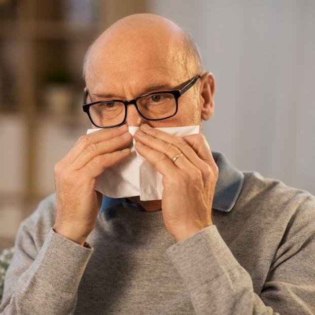 La pérdida de olfato por coronavirus indica que la infección va a ser más leve, según un estudio