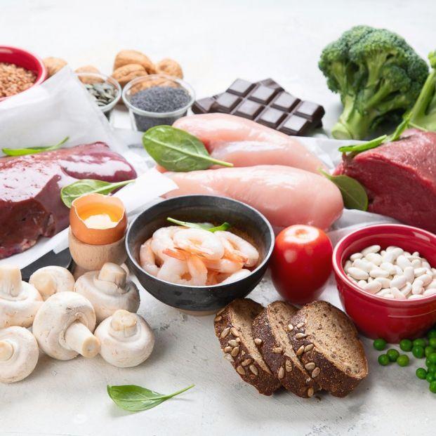5 alimentos que ayudan a combatir la anemia