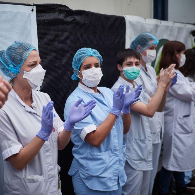 Las 10 buenas noticias del coronavirus de hoy 1 de mayo. Foto: Europa Press