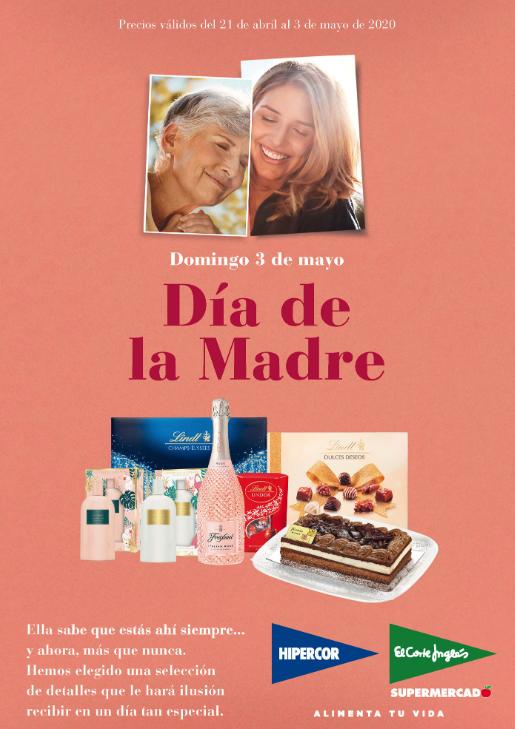 Las Ofertas De Los Supermercados Para Este Día De La Madre