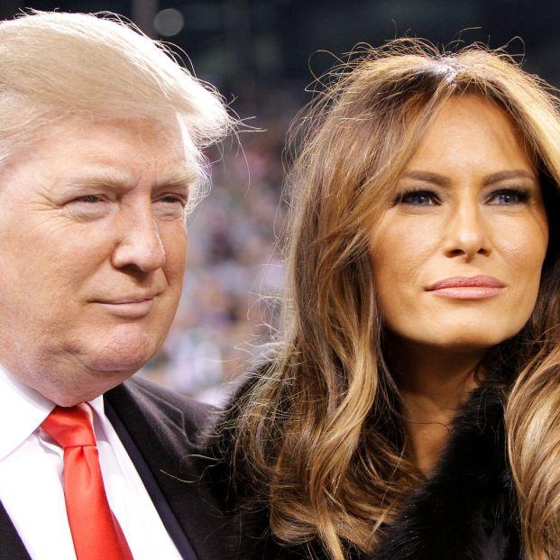 Donald Trump y Melania (bigstock)