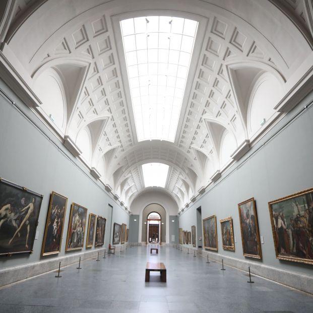 La visita al Museo del Prado será gratuita en este primer fin de semana de reapertura