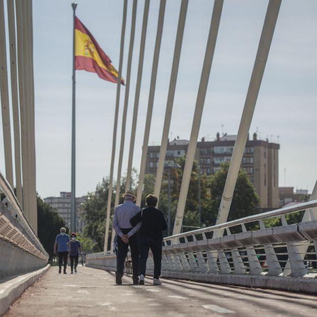 La Mesa Estatal por los Derechos de las Personas Mayores envía al Gobierno sus propuestas. Foto: Europa Press