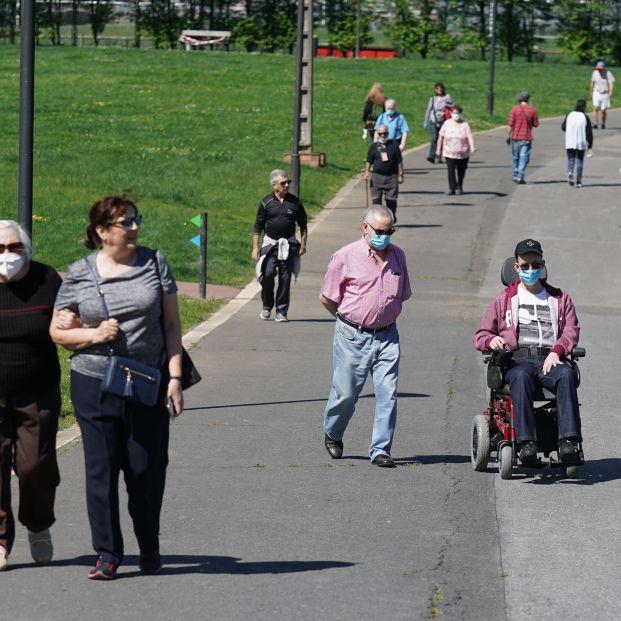 Sanidad defiende el cierre de los parques para un mejor control