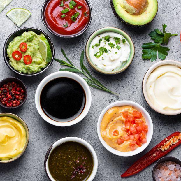 3 salsas para acompañar tus platos: caramelizadas, vinagretas y mahonesas