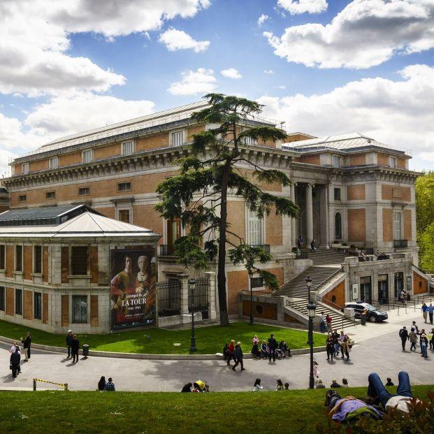 Museo del Prado en Madrid (Creative commons)