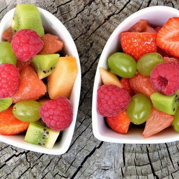 Alimentos contra el estrés: fruta