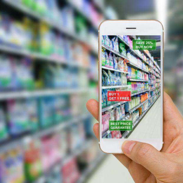 Así compraremos en los supermercados en el futuro