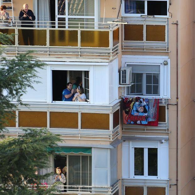 Coronavirus: balcones