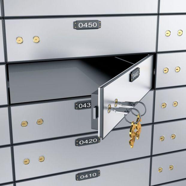Cómo alquilar una caja de seguridad en un banco