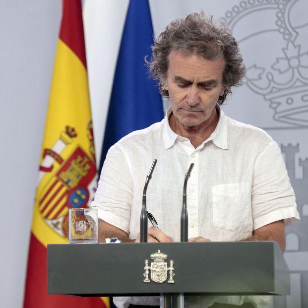 Simón admite que el COVID pudo circular por España antes de finales de febrero y pasó desapercibido
