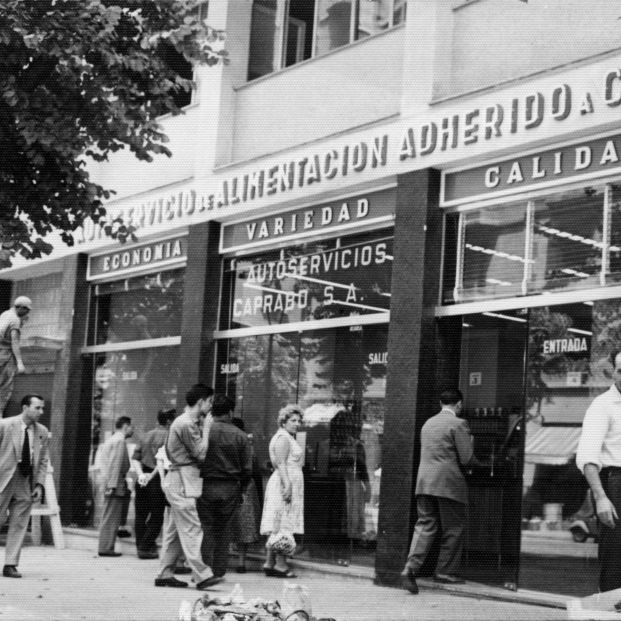 60 años de supermercados en España