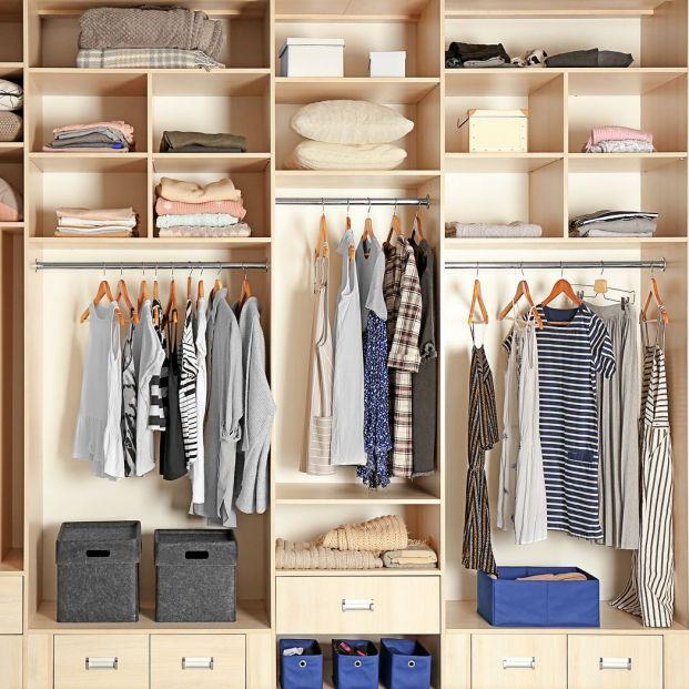 Consejos para un buen cambio de armario antes del fin del confinamiento