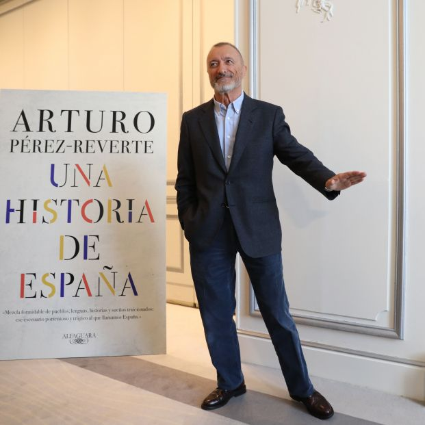Arturo Pérez-Reverte. Foto: Europa Press