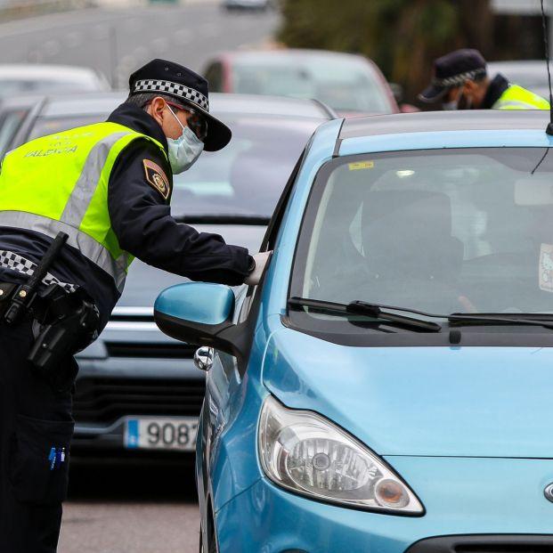 La primera multa de tráfico fue por exceso de velocidad: descubre a cuánto circulaba el conductor