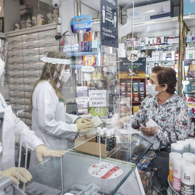 A partir del lunes farmacias y clínicas dentales de Madrid comenzarán a realizar test de antígenos