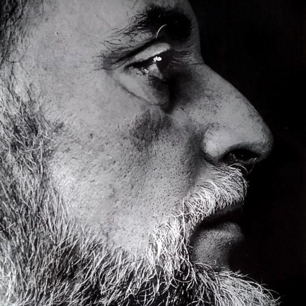 Julio Anguita. Foto: Fernando Lázaro Quintela