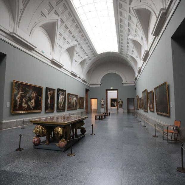 Los museos podrán abrir en la fase 1 con un aforo del 30% y guardando 2 metros de distancia