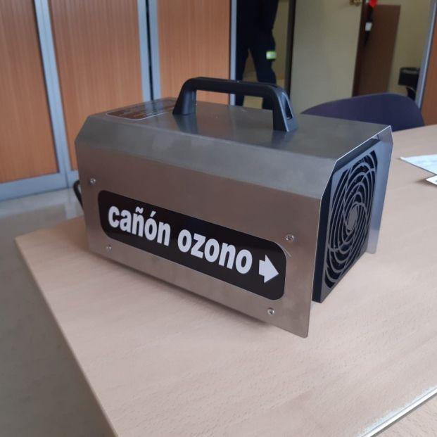 Cañon ozono