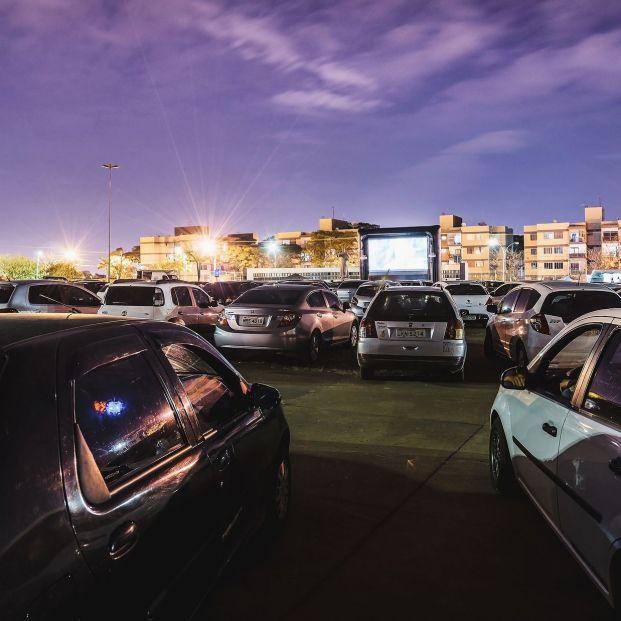 Autocines, una forma segura de ir al cine durante el estado de alarma