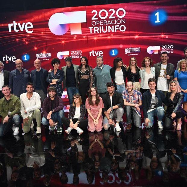 'Operación Triunfo' vuelve el 20 de mayo y los concursantes se someterán a las pruebas del COVID-19