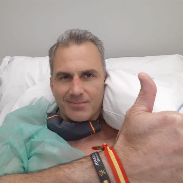 Ortega Smith, ingresado por trombos en pierna y pulmones como consecuencia del coronavirus
