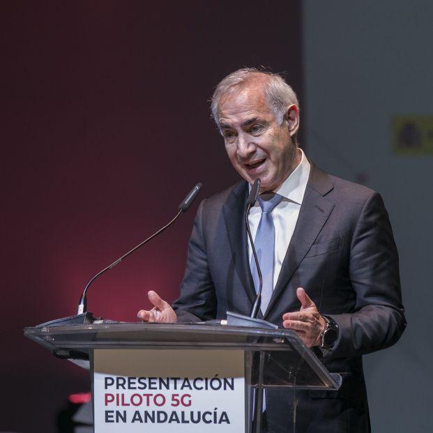 El presidente y consejero delegado de Vodafone España, Antonio Coimbra