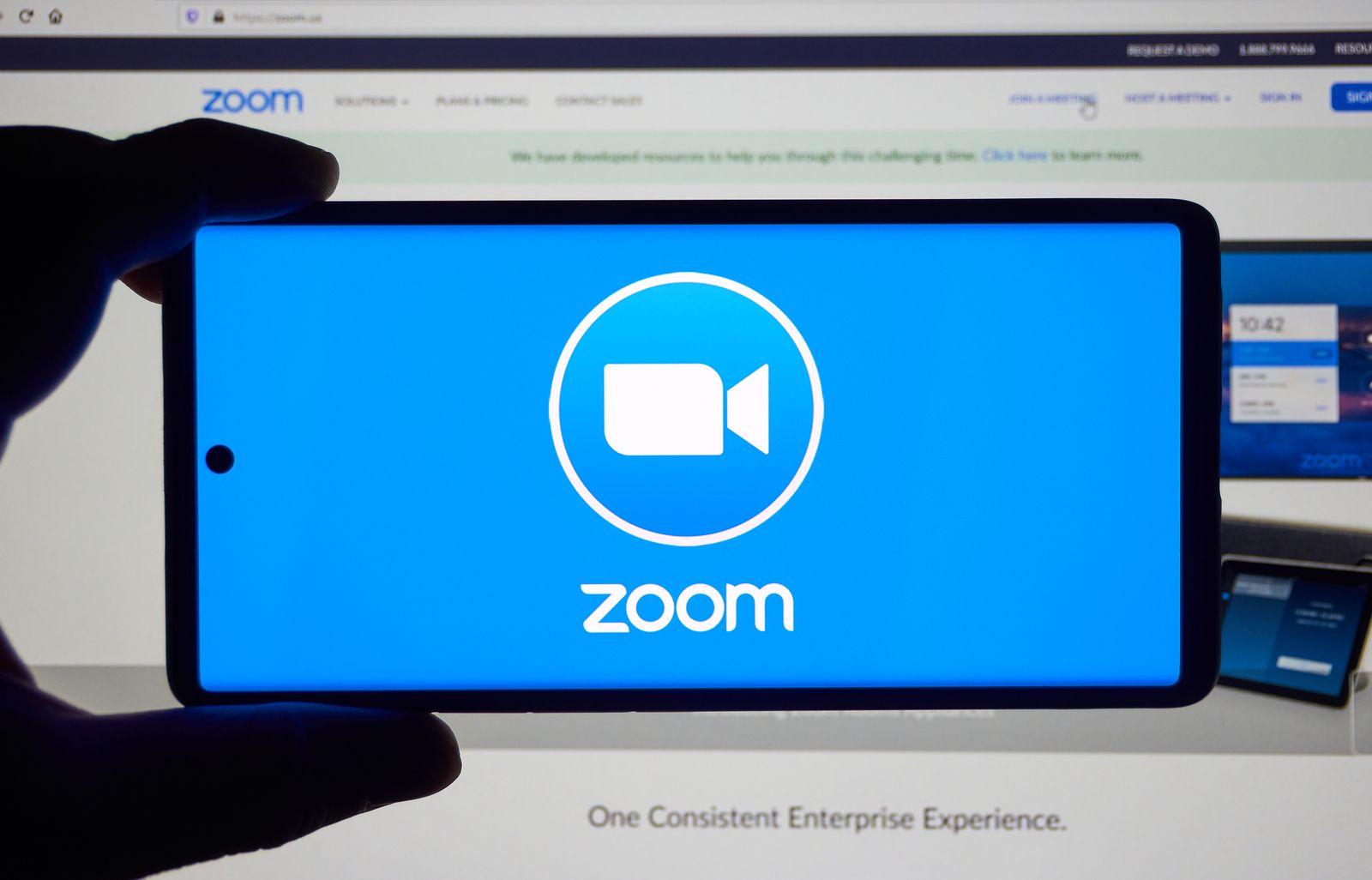 Zoom impone el uso de contraseña en las videollamadas