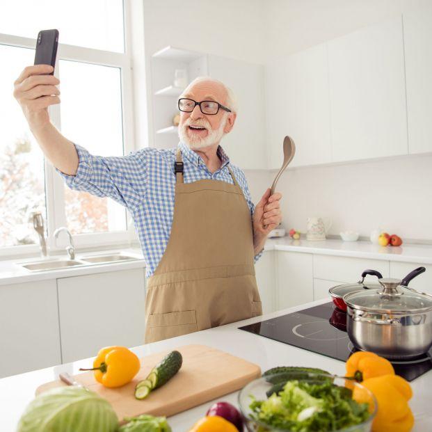 Comparte la pantalla de tu móvil con tus familiares y amigos
