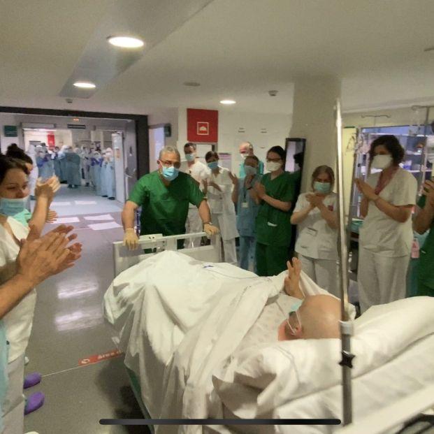 Las 10 buenas noticias del coronavirus de hoy 16 de mayo. Foto: Europa Press