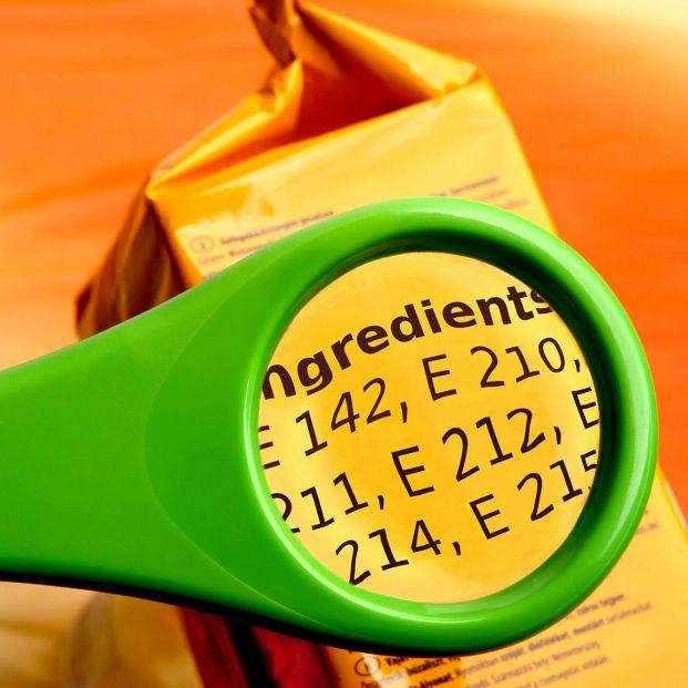 """Qué significa la """"E"""" en las etiquetas de los alimentos"""