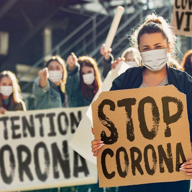 El Instituto de Salud Carlos III no ha dicho que la pandemia por coronavirus haya terminado