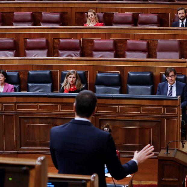 """Pedro Sánchez pedirá al Congreso la aprobación de un """"último"""" estado de alarma de un mes de duración"""