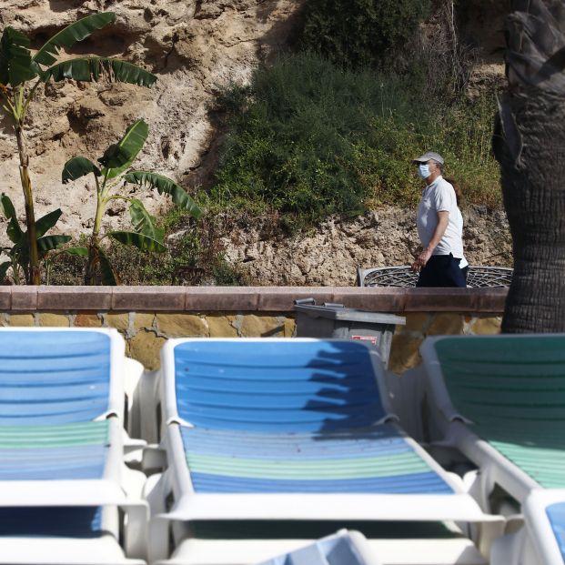 EuropaPress 3106481 vistas paseo maritimo carihuela torremolinos donde chiringuitos