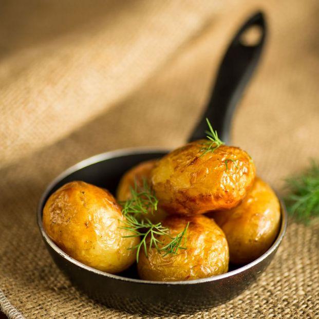 Cómo cocer patatas en el microondas de forma sencilla