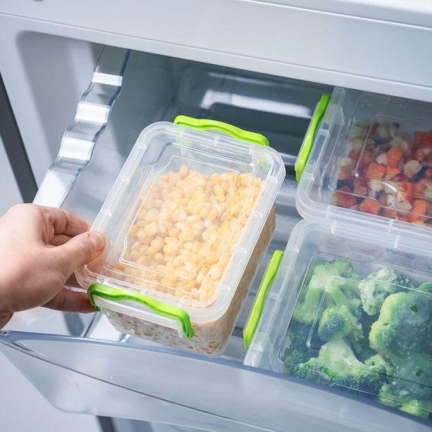 ¿Cuánto tiempo duran los alimentos en el congelador?