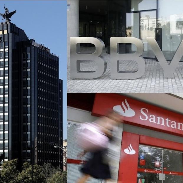 BBVA, Santander y Mutua, grandes grupos que más bajan su patrimonio en fondos de inversión en 2020