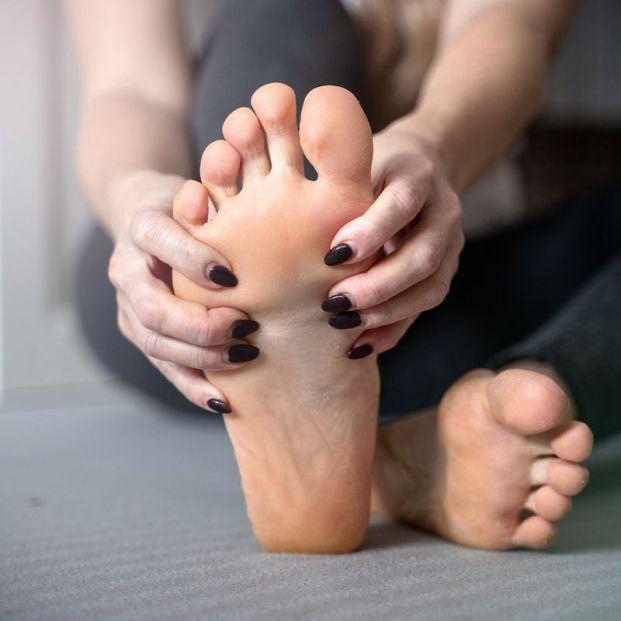Dolor almohadilla del pie