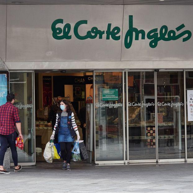 El Corte Inglés-Foto: Europa Press