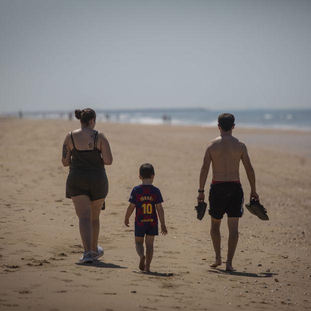 Las familias ya pueden pasear juntas en los municipios de menos de 10.000 habitantes