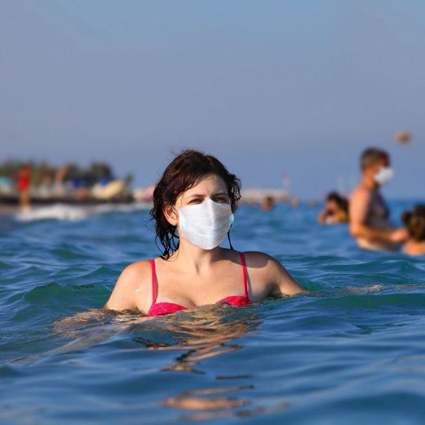 Protocolo para las playas: aforo limitado, carriles de entrada y salida y distancia de dos metros