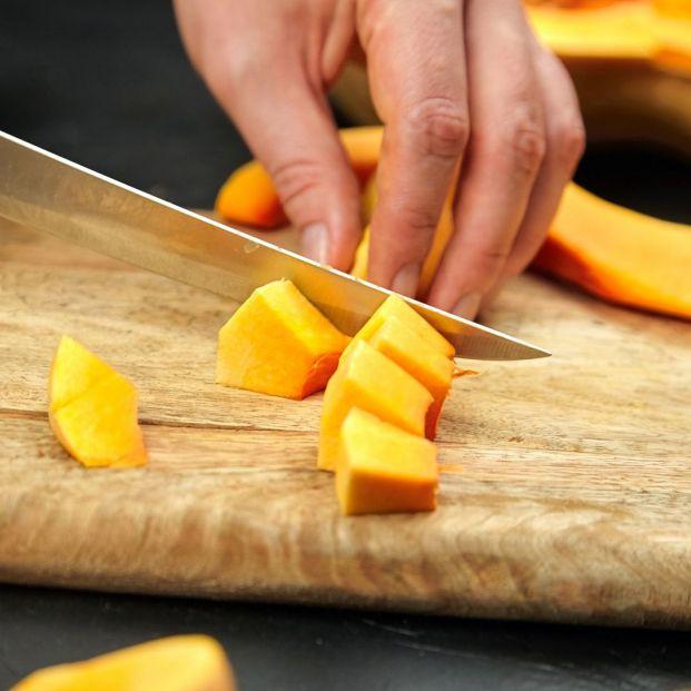 ¿Estas usando la tabla de cortar que debes?