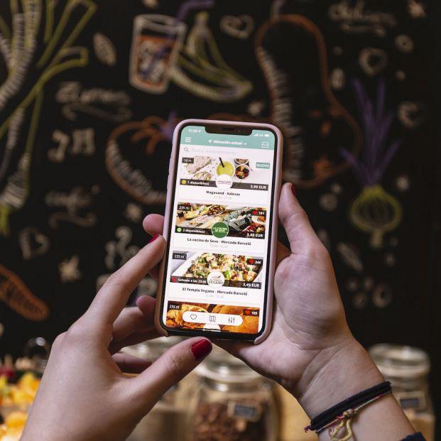 Una aplicación que nos ayuda a luchar contra el desperdicio de comida