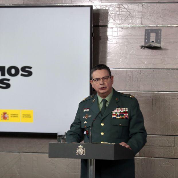 Dimite el número dos de la Guardia Civil tras la destitución de Pérez de los Cobos
